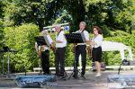 Konzert auf der Naturbühne