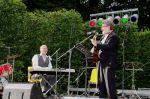 Henner Kuhl am Keyboard und Miachel Wein an der Gitarre