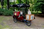 Das mobile Kaffee Fahrrad